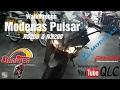Walk around Modenas Pulsar RS200 & NS200 2017