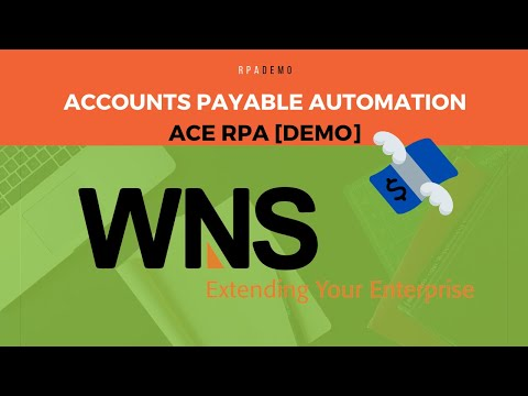 WNS AP Automation using ACE