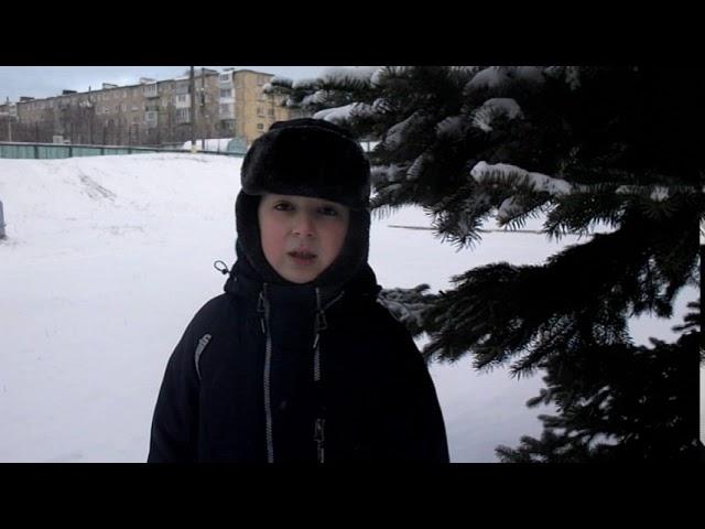 Изображение предпросмотра прочтения – МатвейЕрмаков читает произведение «Снег да снег» А.А.Блока