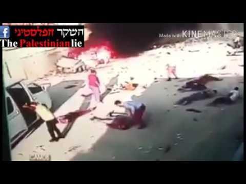 Palestinian PR lies Pallywood