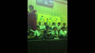 Zacharie Cloutier - graduation maternelle 3 de 3