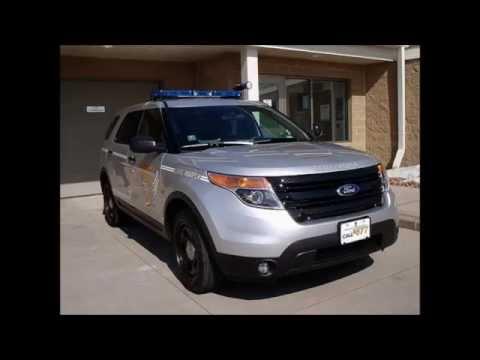 Ohio State Highway Patrol Car Showcase