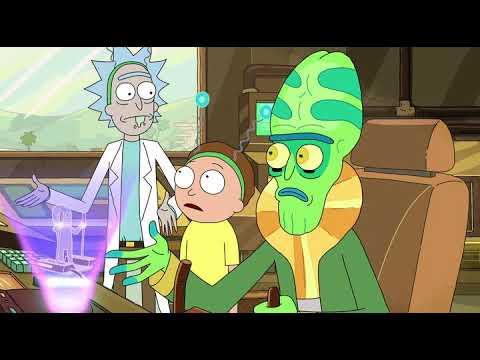 Рик и Морти - Лучшие и Смешные Моменты | Микро Вселенная