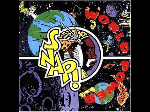 Snap - The Power(Album Version) - 1990