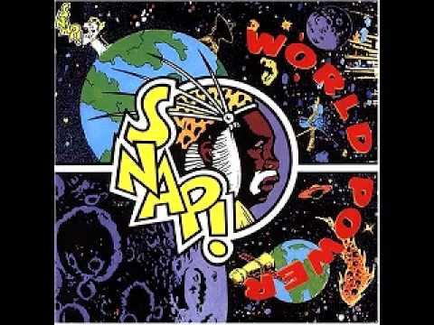Snap! - World Power full album