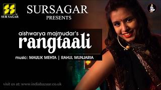 Rangtaali | Navratri 2017| Studio Session featuring Aishwarya Majmudar