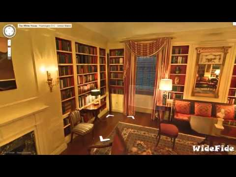 White House Tour Inside The Residence Of Us President Low