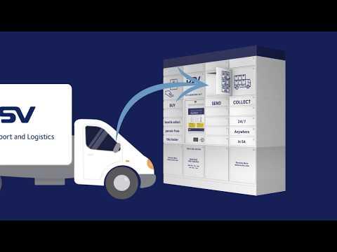 DSV Locker® e-Commerce South Africa