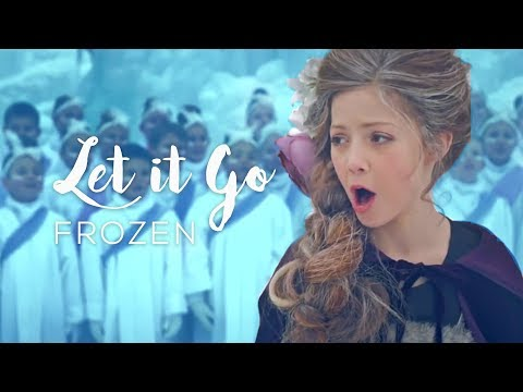 Let It Go, Frozen (Lexi and Alex Boye)