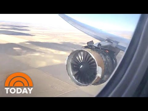New Details Emerge About Boeing 777 Explosion Over Colorado | TODAY