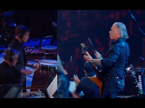 """Metallica debut """"For Whom The Bell Tolls"""" live off """"S&M2"""""""