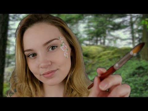 ASMR Painting Your Face ♥