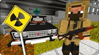 ЧАЭС! ЗОМБИ ЧЕРНОБЫЛЯ! ПРИПЯТЬ! СЕРИЯ 2. ЗОМБИ АПОКАЛИПСИС В МАЙНКРАФТ! - (Minecraft - Сериал)