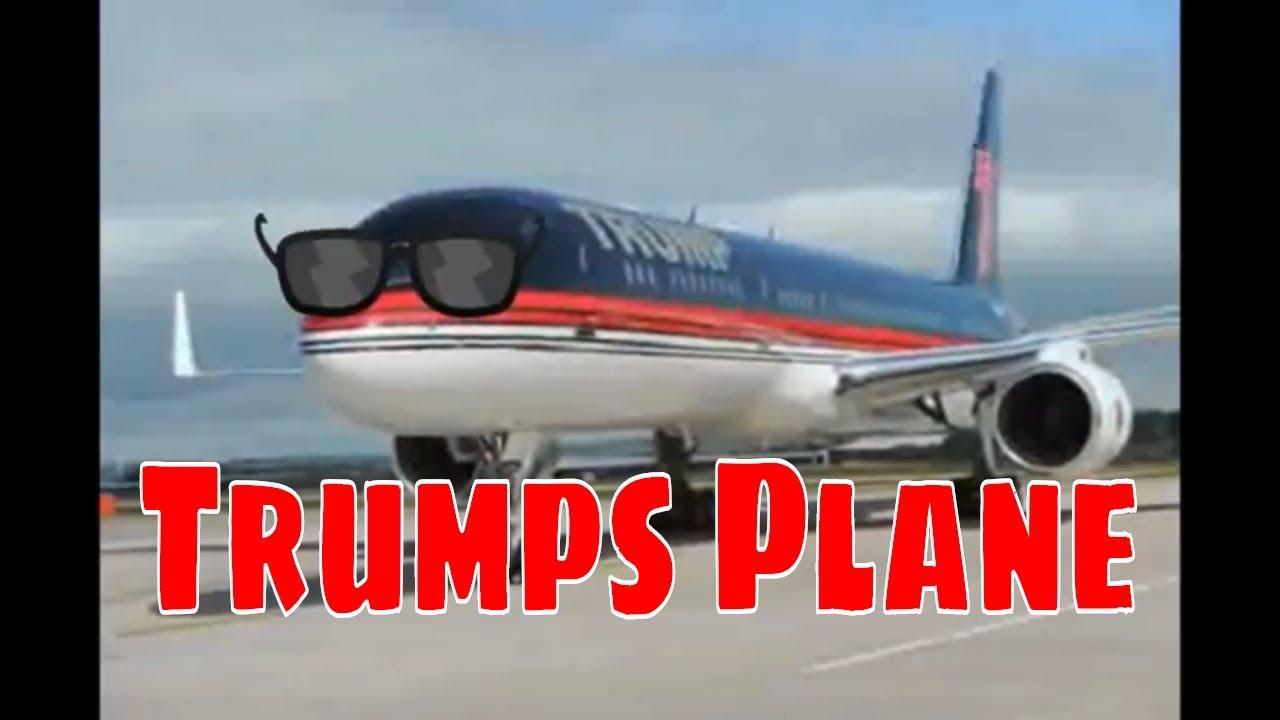 donald-trumps-plane
