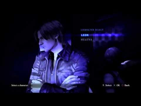 Cali & Dispenser Play Resident Evil 6 Co-Op: Leon/Helena - Part 1
