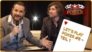 lets play poker 5 teil 17 08032014 myvideo charity poker event