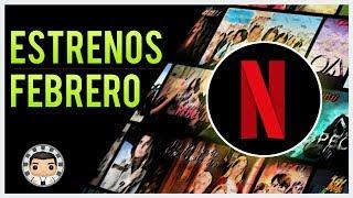 Video Estrenos Netflix - Febrero 2018 download MP3, 3GP, MP4, WEBM, AVI, FLV April 2018