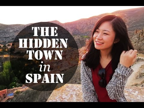 My Spain Travel, The most beautiful hidden town in Spain 스페인 여행기 / JUNE TUNE