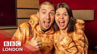 I Love Sausage Rolls: Can LadBaby Top The Charts Again? - BBC London