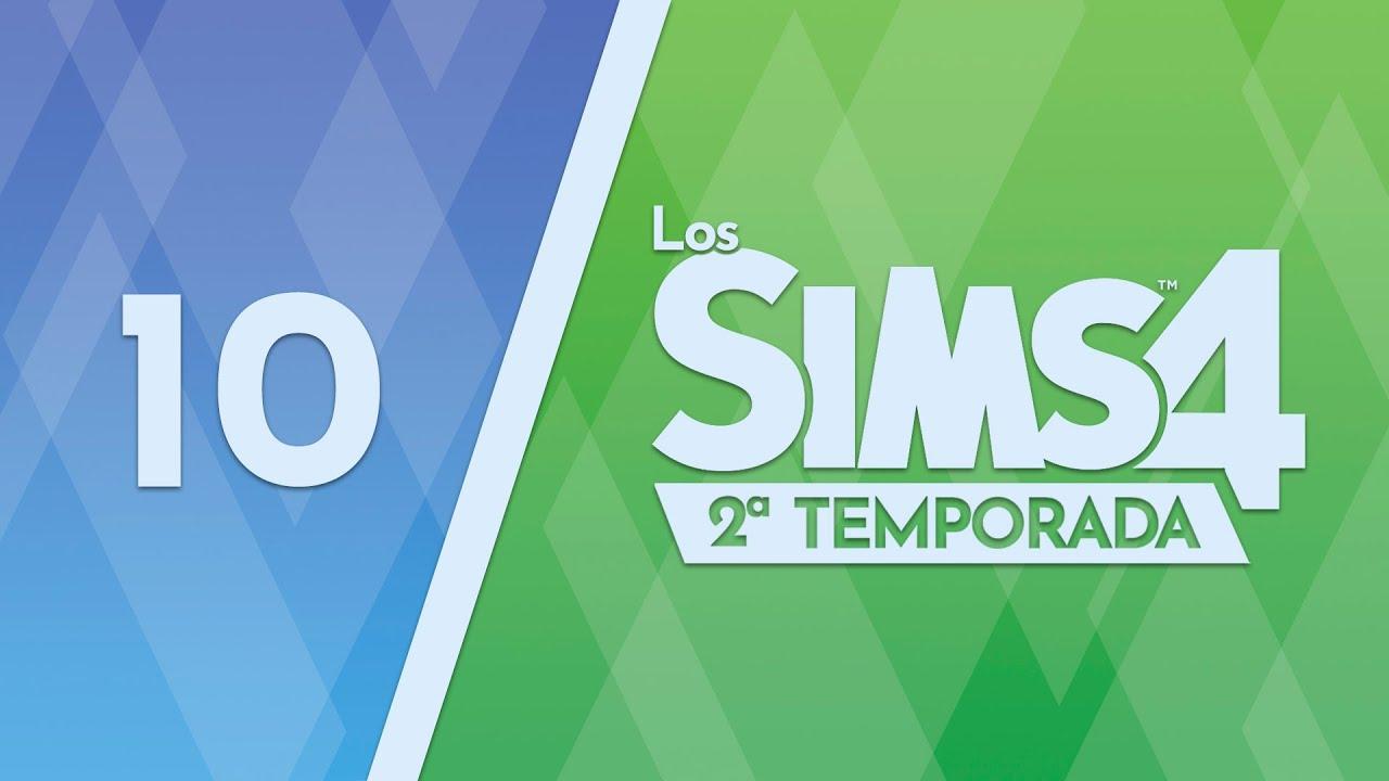 Los Sims 4 - 2x10 - Decorando la casa en primavera