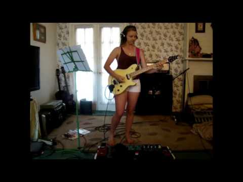 Play With Me by Extreme/Nuno Bettencourt (Cover by Taylor)