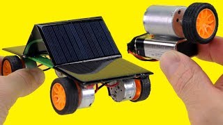 DIY : How to Make a Toy Car with DC Motor - 3 Amazing Ideas