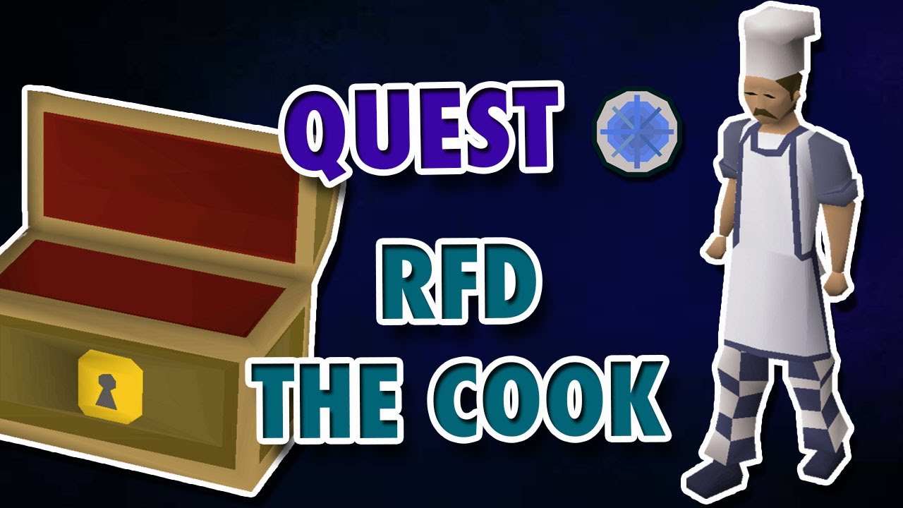 OSRS Recipe For Disaster - Cook's Quest (ESPAÑOL) 2020 - YouTube