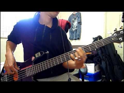 Nickelback - Photograph bass cover