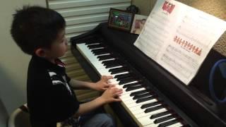 Cheuk Lok Piano - Ten Little Indians - 23Apr2016