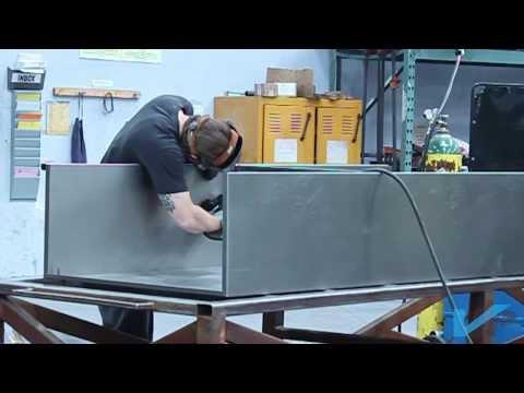 Sheet Metal Fabrication San Diego - Intro To VIP