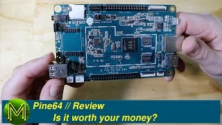 #012 Pine64: Is it worth your money? // Review