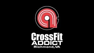 Crossfit Addict - Crossfit Open 2018 - 18.3 WOD