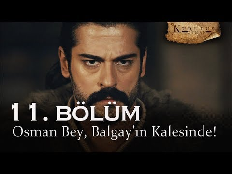 Osman Bey'den Balgay'ın kalesine saldırı! - Kuruluş Osman 11. Bölüm