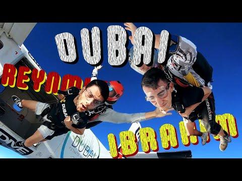 DUBAI'DE LÜKS TATİL | UÇAKTAN ATLADIK! W/REYNMEN