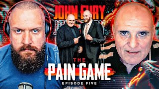 JOHN FURY - Tyson's BAD Camp   AJ Has NO Heart   Tommy To Retire If JAKE PAUL Wins