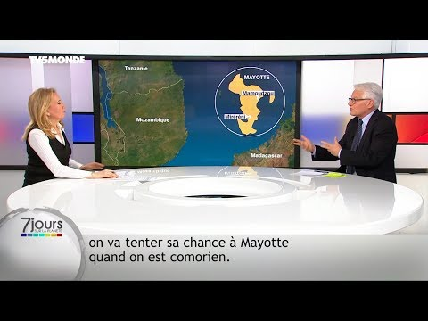 La crise sociale à Mayotte, avec Olivier Sudrie