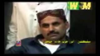 Mumtaz molai With Night naZ 2016 aese video kse be b nh dekhy ho gy  by Waseem shar