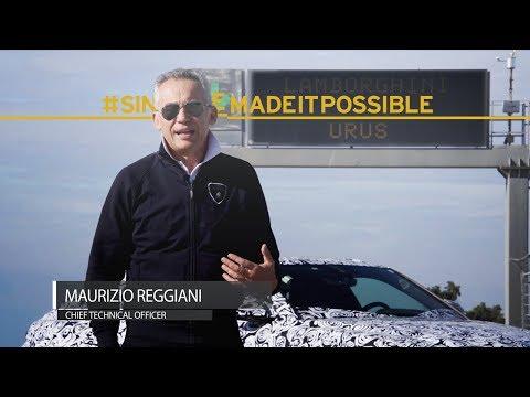 Urus: A Super SUV with Super Sports Car DNA