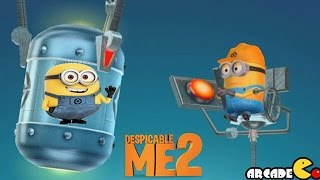 Despicable Me 2: Minion Rush - 15 Silver Prize Pod Puzzle Piece