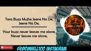 Buzz Song Lyrics | Badshah | Aastha Gill | Priyanka Sharma | Lyrics | English Lyris