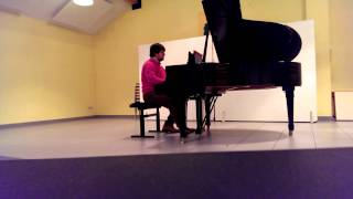 J.S. Bach Little Prelude in F-dur, BWV 927