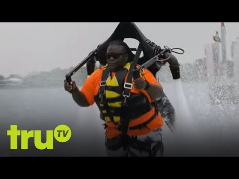 South Beach Tow - Bernice Jet Packs To The Rescue