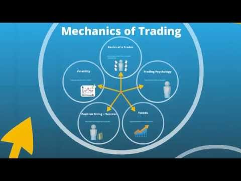 Lecture 17: Mechanics of Stock Trading