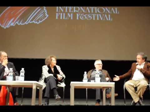 Claudia Cardinale e Marco Bellocchio al BIF&ST 2016: il mestiere dell'attore
