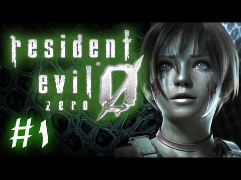 Two Best Friends Play Resident Evil Zero HD (Part 1)