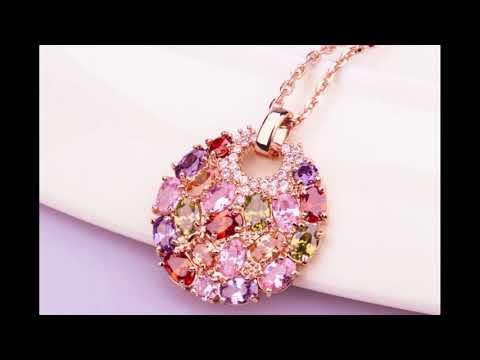 Fashion Jewellery Contemporary Cubic Zirconia Diamond like Jewellery