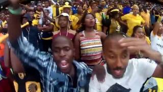 CRAZIEST First football game in AFRICA. Cape Town City vs Kaizer Chiefs (k.o.travelvlog #5)