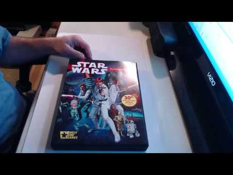 Star Wars Roleplaying Game 30th Anniversary Edition Unboxing