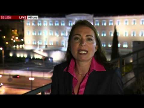 Greece Default Grexit - Alexis Tsipras  - BBC - 30 June 2015 / Millennial Monitor