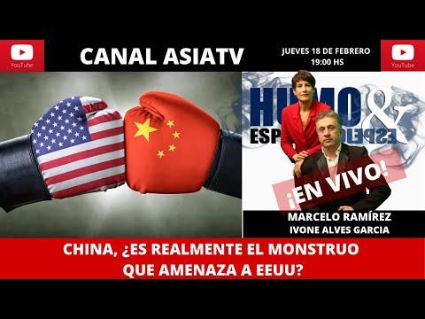 Marcelo Ramírez: China, ¿es realmente el monstruo que amenaza a EEUU? Parte 1